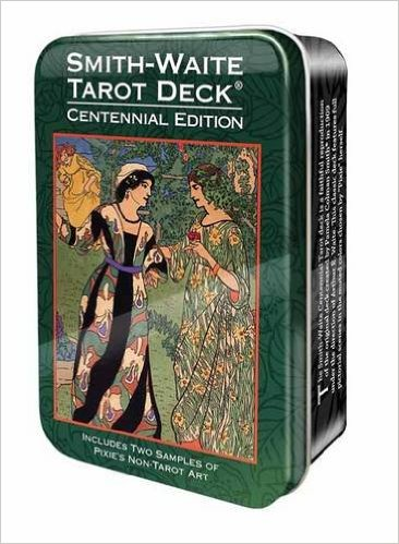 tarot smith waite